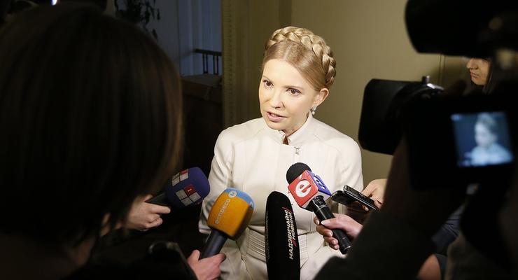 """Тимошенко признала """"фейковых"""" доноров в Батькивщине – СМИ"""