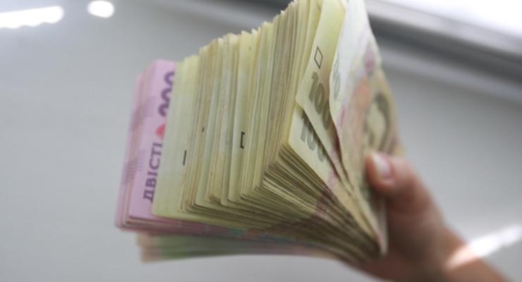В Украине стало меньше фальшивых гривен