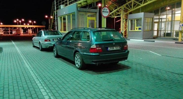 Украинца задержали на латвийской границе за попытку дать взятку в 5 евро
