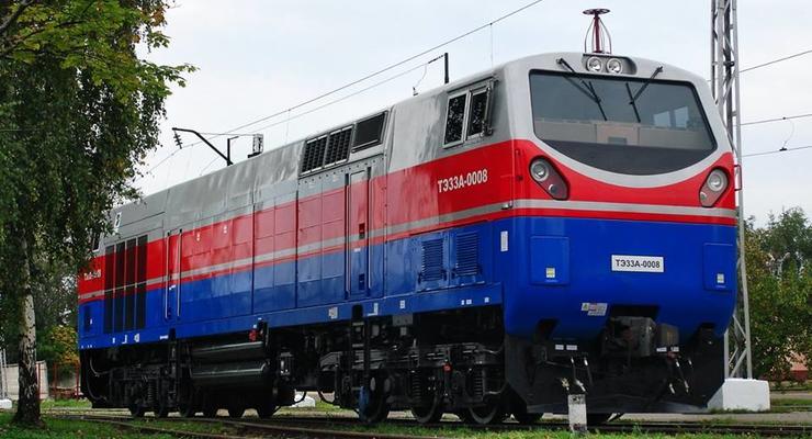 Укрзализныця получила последнюю партию американских локомотивов