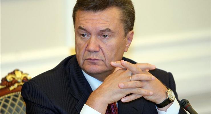 Янукович отмывал деньги с руководителем избирательного штаба Трампа