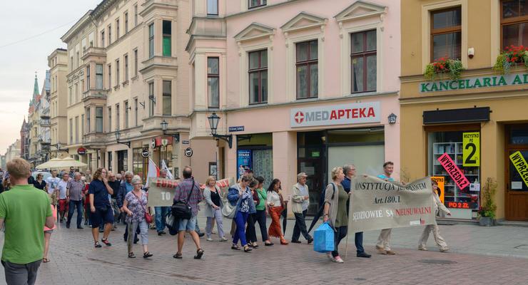 В Польше больше всего разницы между богатыми и бедными: Инфографика