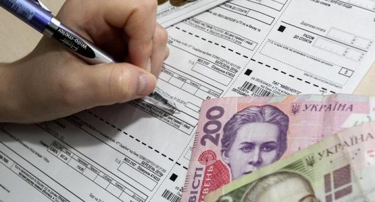 Четверть киевлян не оплатили коммуналку, получив денежную субсидию
