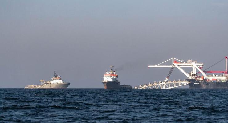 Дании предложили новый маршрут для Nord Stream-2