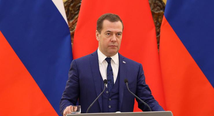 В РФ запретили ввоз нефти в Украину