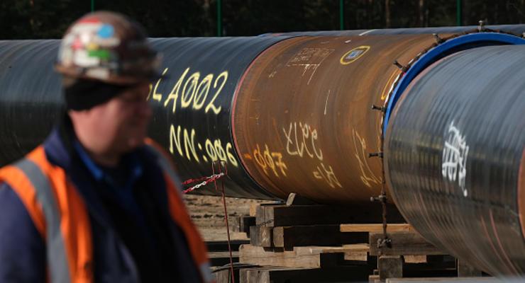 РФ допустила задержку строительства Nord Stream 2