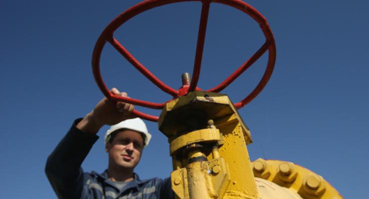 Украина заполнила газом свои ПХГ на 30%