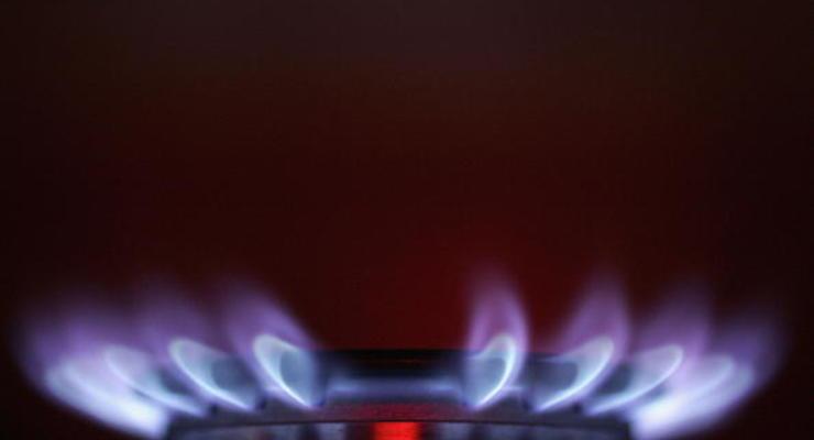 Украина увеличила импорт газа на 10%