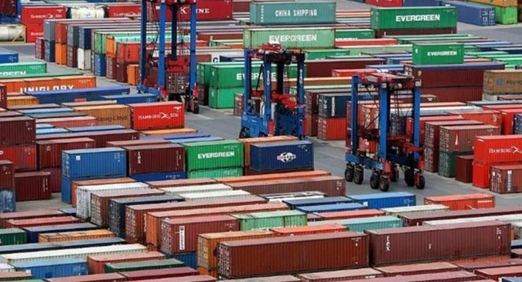 Украина сократила поставки из РФ на 16% за квартал