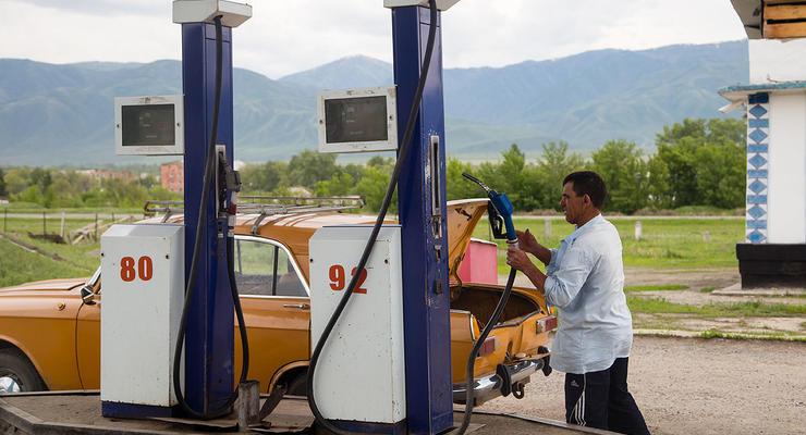 Цены на дизель упали на оптовом рынке