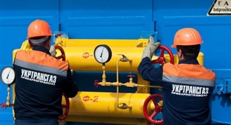 Украина увеличила запасы газа на 15%