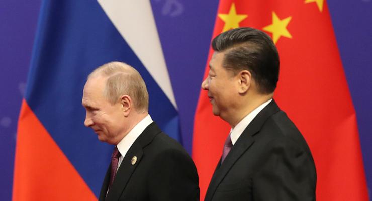 """Китай """"подвинул"""" Россию в торговле с Украиной"""