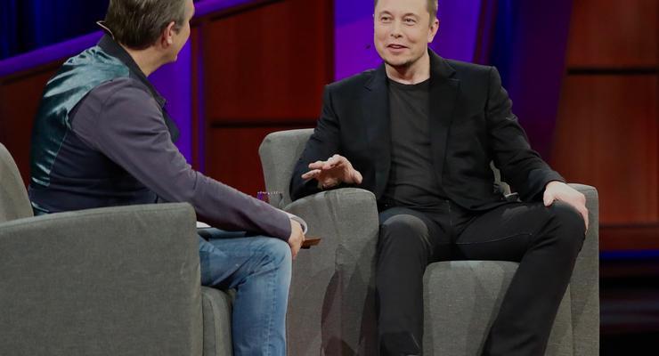 Илон Маск стал самым высокооплачиваемым главой компании в США