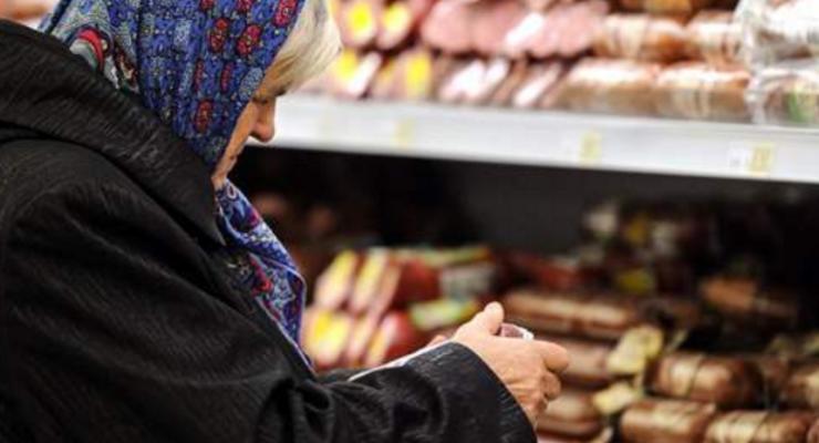 Сколько тратит на еду средняя семья в Украине из села и города