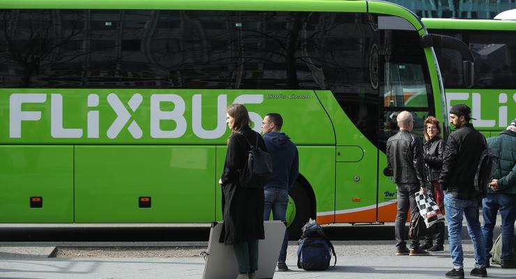 FlixBus в Украине: Сколько будет стоить билет на автобус-лоукостер