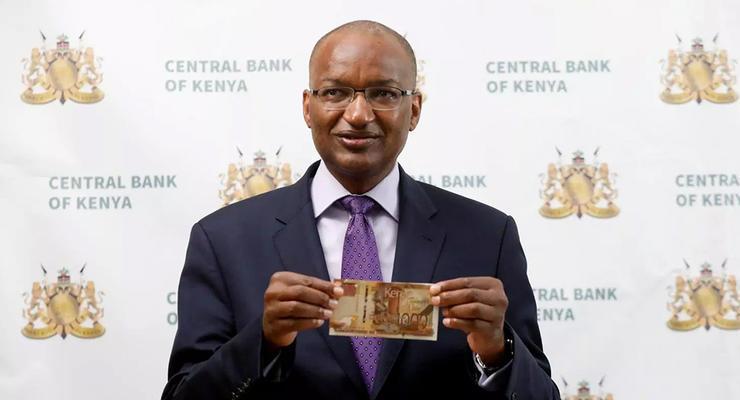Кения выпустила банкноты, призванные бороться с коррупцией – фото