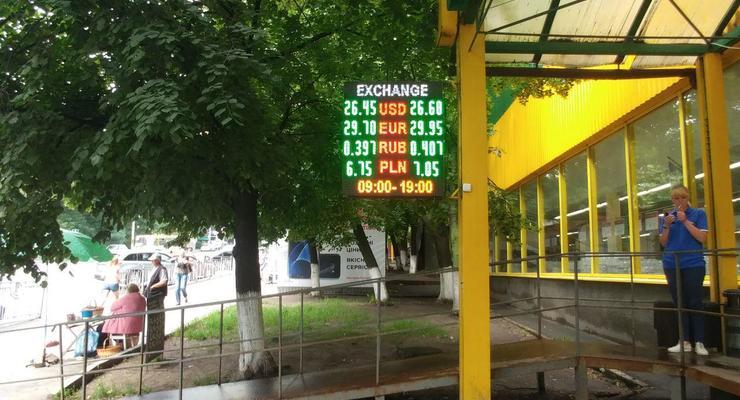 Курс валют на 7 июня: гривна продолжает укрепляться