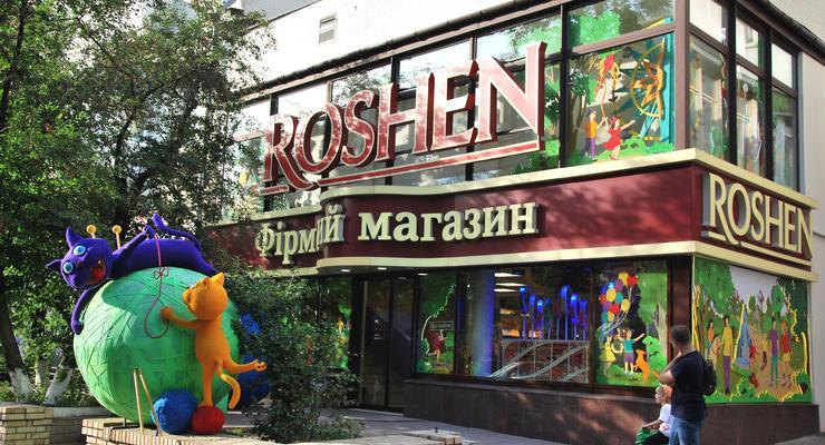 Roshen сокращает убыточный бизнес в Литве