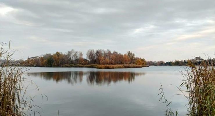 Остров за 433 млн грн возле Козина под Киевом вернули государству