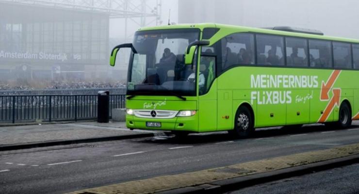 В Украину зашел крупнейший автобусный лоукост Европы: Билет от 5 евро