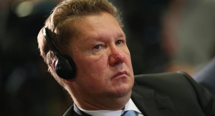 Газпром: Украина может потерять реверс газа из ЕС