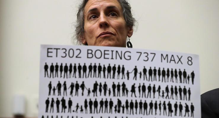 Boeing выплатит $100 млн семьям жертв двух авиакатастроф