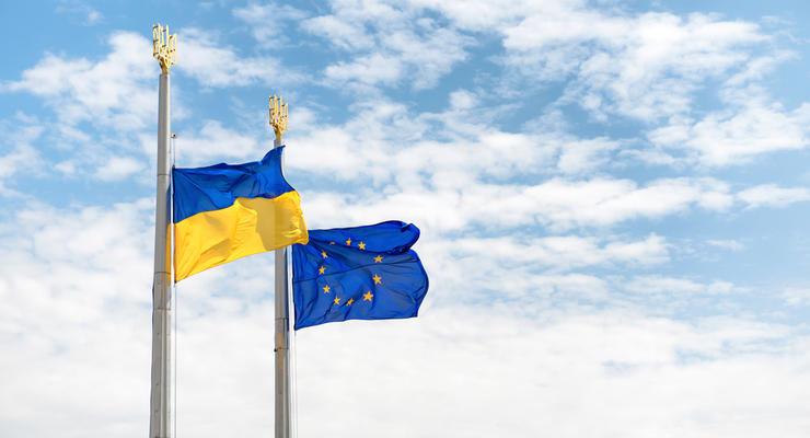 Названа доля Украины в торговле с Евросоюзом