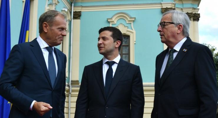 Евросоюз готовит Украине 500 млн евро помощи