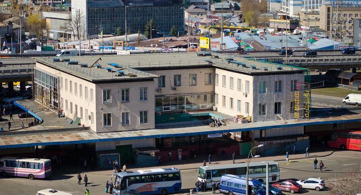 ФГИ выставил на продажу все автостанции в Киеве