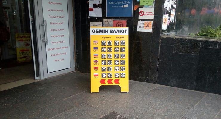 Гривна продолжает бить рекорды: Курс валют на 10 июля
