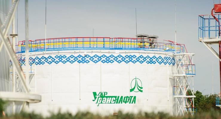 Укртранснафта начала транспортировать нефть США