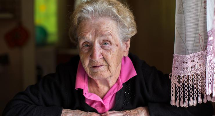 В Украине средняя пенсия составила более 3 тыс грн