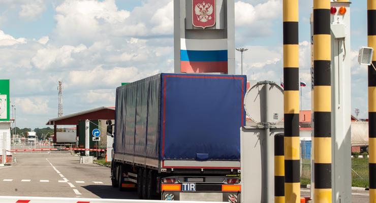 Украина продлила запрет на импорт товаров из РФ на 2020 год