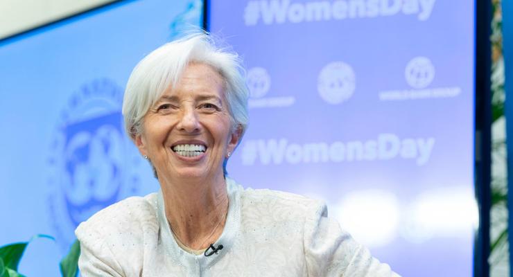 Глава МВФ уходит в отставку ради должности председателя Центробанка ЕС