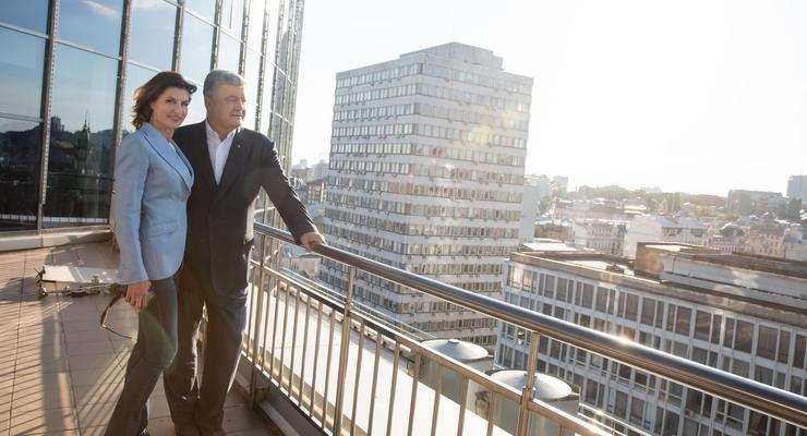 Украинский Белый дом и вилла в Испании: Недвижимость Порошенко – фото
