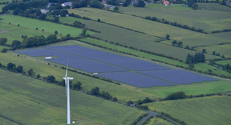 """Германия обновила рекорд по добыче """"зеленой"""" энергии"""