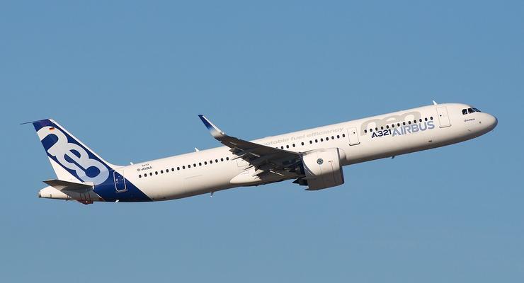 В Airbus сообщили о проблемах в управлении лайнером A321neo