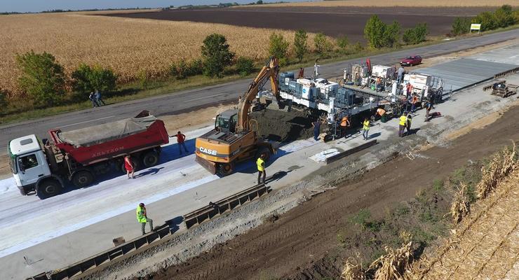 В Укравтодоре отчитались о строительстве и ремонте дорог