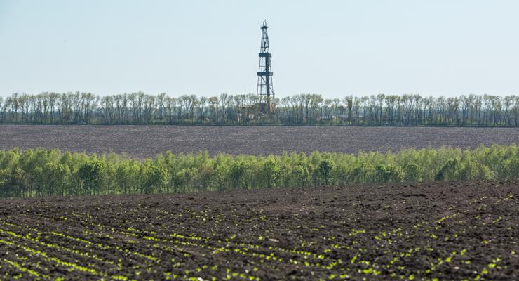 Укргаздобыча прекратила буровые работы в Украине
