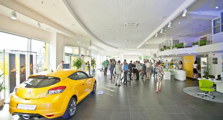 В Украине существенно вырос рынок новых авто