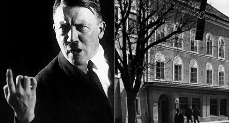 В Австрии решили судьбу дома, где родился Гитлер
