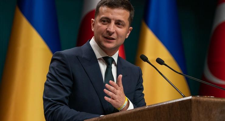 Зеленский легализирует казино в Украине
