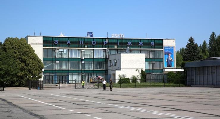 Три авиакомпании отменили рейсы в Запорожье