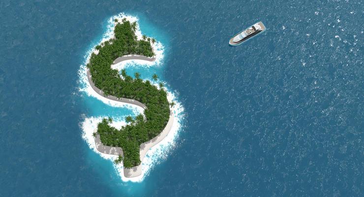 """""""Вот это да"""": около 7 триллионов долларов мировой капитал прячет в оффшорах"""