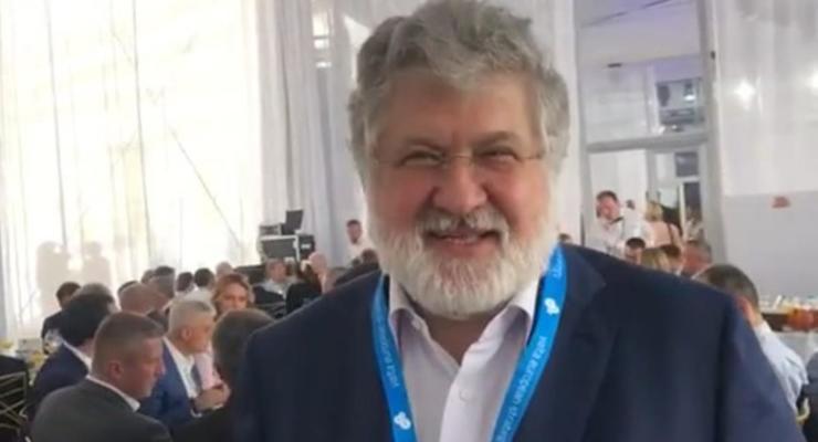 """Коломойский заявил о """"вечном мире"""" с Пинчуком"""