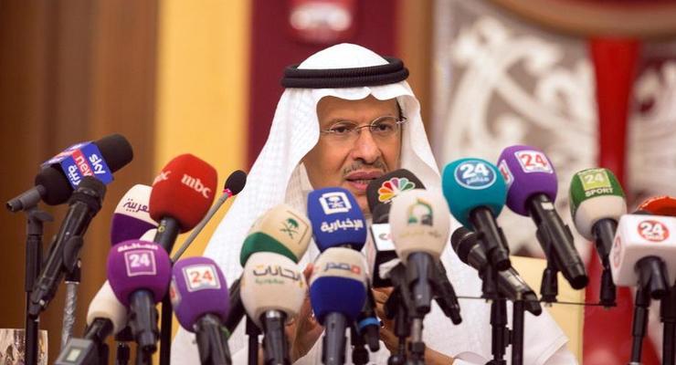 Саудиты восстановили уровень поставок нефти