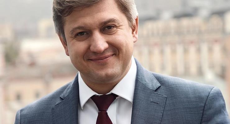 В декларации Данилюка найдены неточности на 1,6 млн грн – НАПК