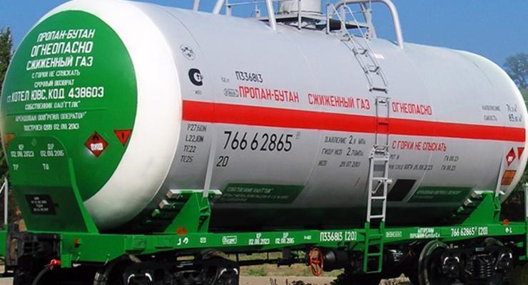 Россия ограничила пропуск грузов по ж/д маршруту в Украину – СМИ