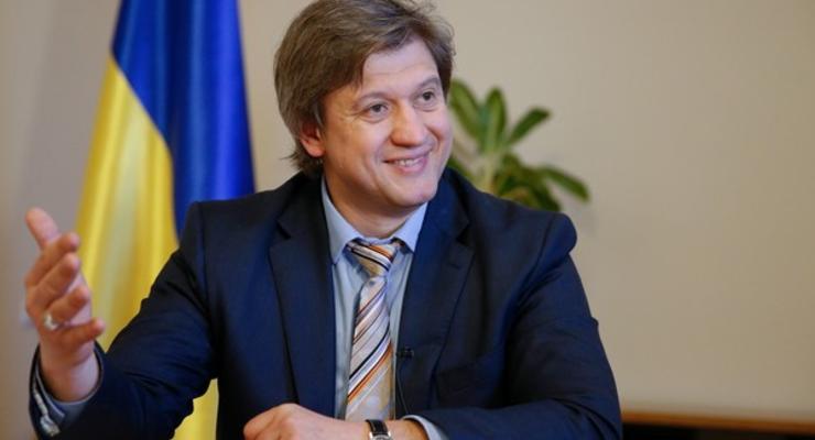 """""""Из-за ПриватБанка"""": Данилюк пояснил свое увольнение"""