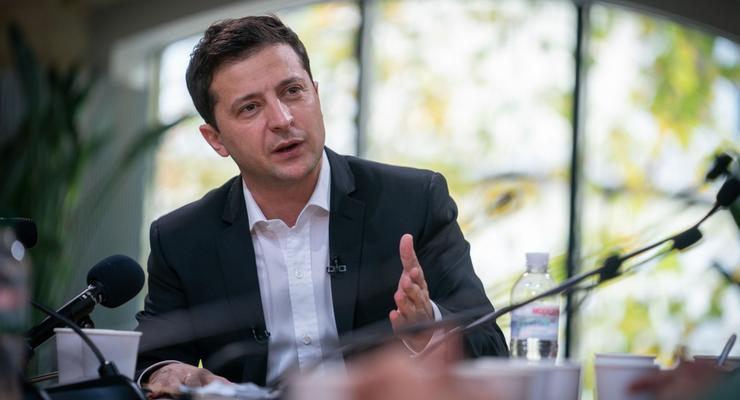 """""""Денег нет, никто ничего не вернет"""": Зеленский по ПриватБанку и Коломойскому"""